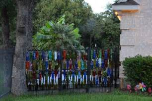 Wine Bottle Garden Sculpture » Home Design