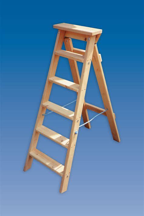 industrial swingback wooden step ladders hulley ladders