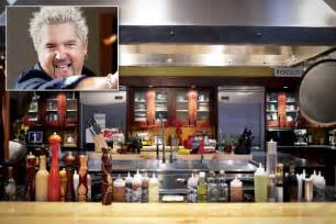 our perfect dream kitchen is guy fieri s kitchen both in his house and the one in his back yard