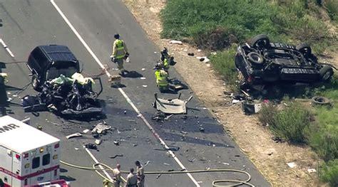 car crash in vista ca die in sr 125 crash fox5 san diego