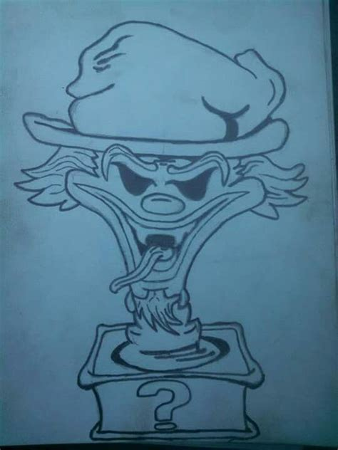 simple juggalo tattoo 1000 images about icp on pinterest tech n9ne toms and