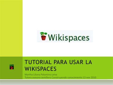 tutorial para usar zanti tutorial para usar la wikispaces en cove