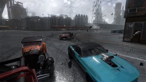 flatout 4 total insanity review ps4 playstation universe