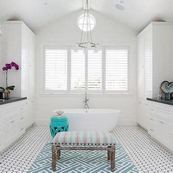 Turquoise And White Bathroom by Turquoise And White Bathroom Www Pixshark Images