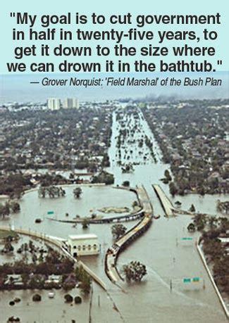 grover norquist bathtub lies com 187 drowning new orleans in grover norquist s bathtub
