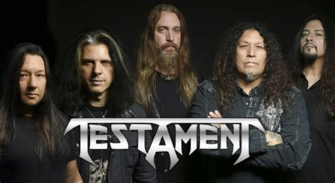 Hair Band Concerts Bay Area | chuck billy of testament preaches the brotherhood of the
