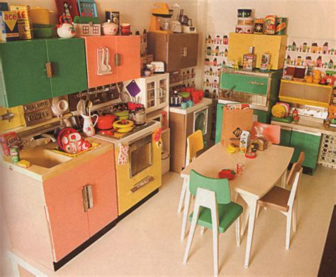 70s dollhouse wallpaper the bowerbird i want this dolls house for my home