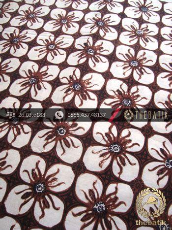 Batik Klasik jual batik klasik jogja motif kembang kawung thebatik co id