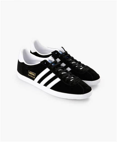 Adidas Original 100 Original Adidas Black Ful charming adidas originals black gazelle og sneakers