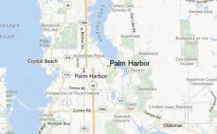 Palm Harbor Florida Map by Palm Harbor Weather Station Record Historical Weather