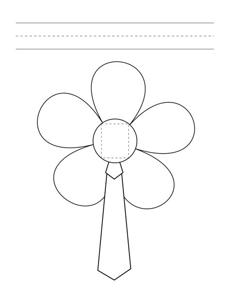 flower template 5 petals my general confrence flower garden s ness
