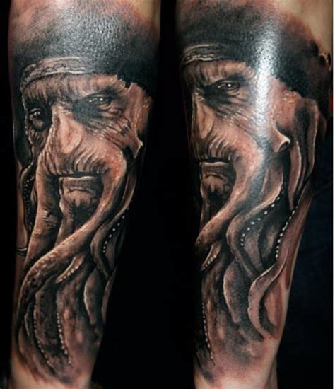 pirates of the caribbean tattoos this of the caribbean by guilzekri uses