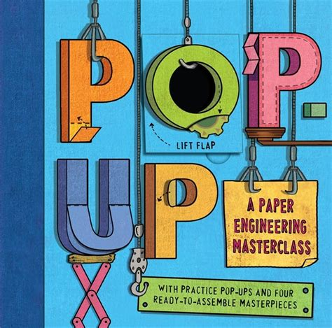 paper engineering for pop up kids book review review pop up a paper engineering masterclass