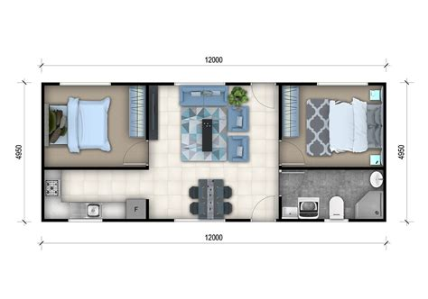 two bedroom flat 2 bedroom granny flat plans ahscgs com