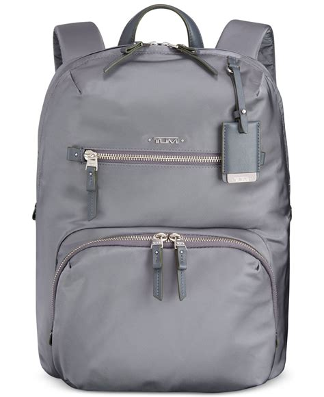 Tumi Halle Backpack Rb281 tumi voyageur halle backpack in black lyst