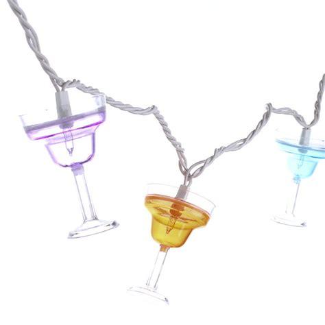 Margarita Glass String Lights Lighting Home Decor Glass String Lights