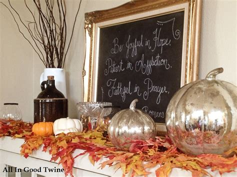 decorating for fall inside all in twine 187 archive fall decor bringing the