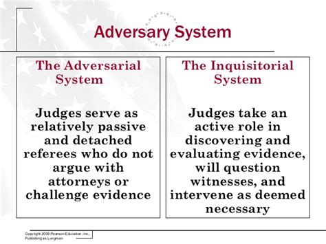 Adversarial System Vs Inquisitorial System Essay adversarial system vs inquisitorial