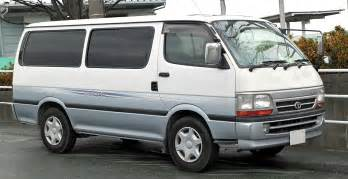 Toyota Hiece Car Images Toyota Hiace