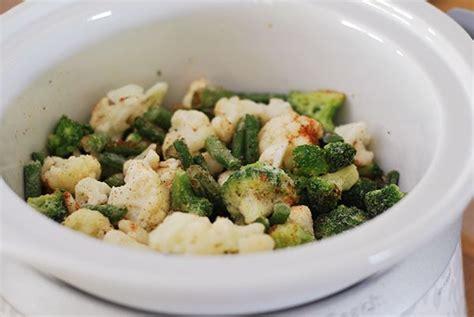 vegetables in crock pot crock pot vegetables n healthy
