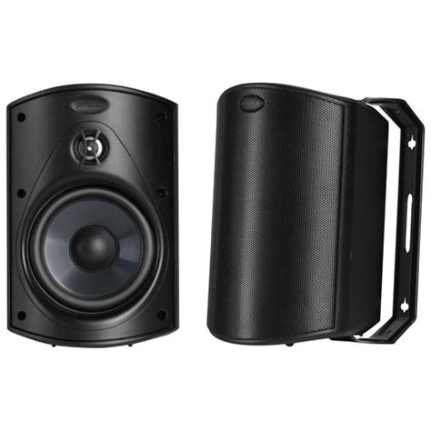 Speaker Simbadda 80 Watt polk audio atrium 4 80 watt all weather outdoor speaker