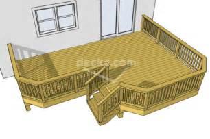 plans for decks decks
