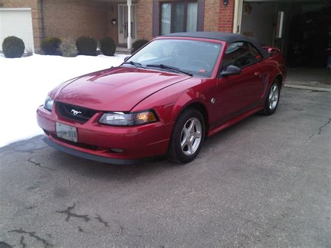 2004 mustang mods plotnik s 2004 mods canadian mustang owners club ford