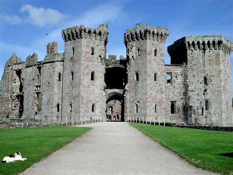 Castle L by A Tour Of Raglan Castle