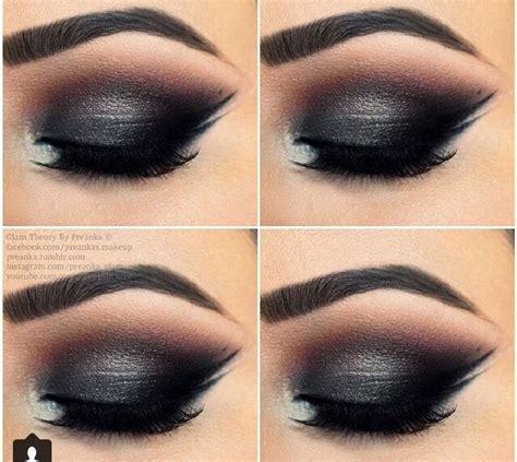 Eyeshadow Smokey smokey eyeshadow must try nails smokey