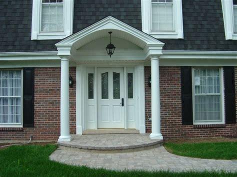 Building a portico porch home gt gt photo category gt gt porticos