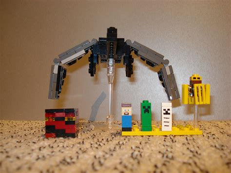 Lego Minecraft Cube World 1 lego minecraft new mobs some minecraft mobs i made from l flickr