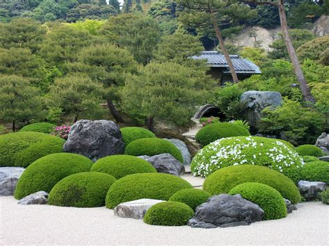 Asian Rock Garden Serenity Of The Japanese Rock Garden