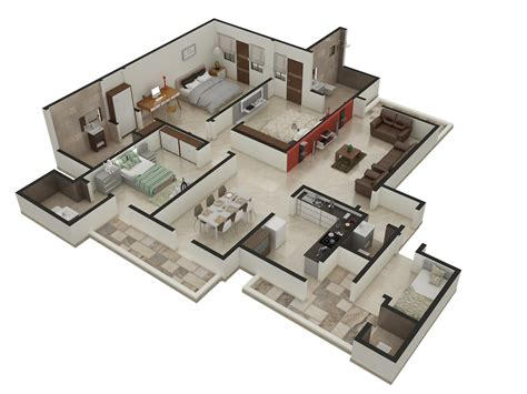 create 3d floor plan using interactive 3d floor plans in your marketing