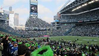 home centurylink from a seahawks go for nfc west title and