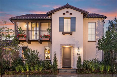 comforts of home irvine marigold residences new homes cypress village irvine ca