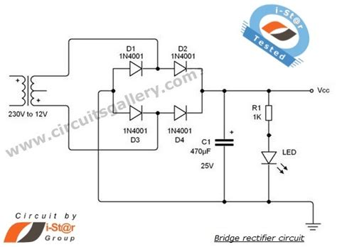 diode bridge protection circuit wave bridge rectifier circuit with working explanation circuits gallery