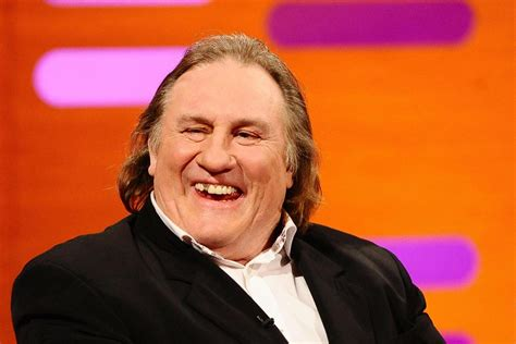 gerard depardieu france  land  stinky cheese