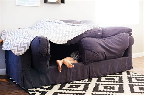 how to make a fort on a couch easy couch fort all for the boys