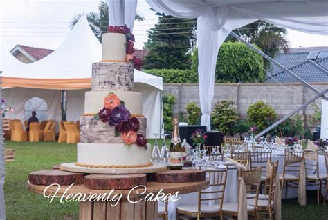 Best 10 wedding and introduction (kwanjula) cake bakers in