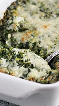 spinach souffle ina garten creamed spinach gratin this would be my first choice of