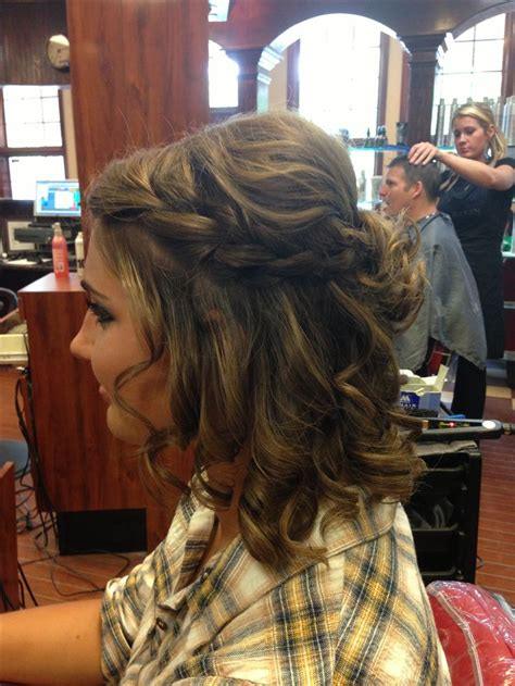 easy hairstyles for high school dances 25 best ideas about prom hairstyles on prom hair formal