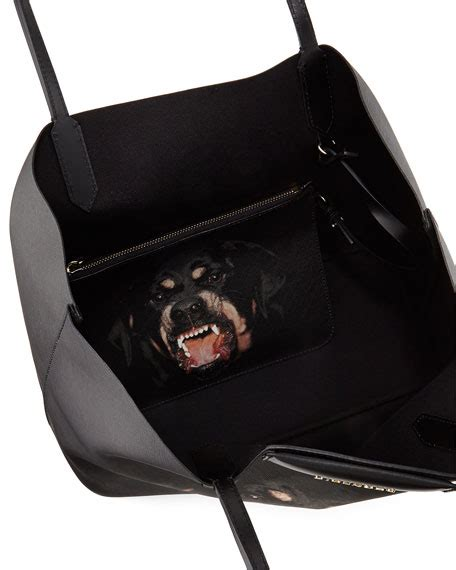givenchy rottweiler tote givenchy antigona rottweiler small coated canvas shopping