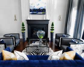 blue home decor ideas decorating a blue couch home design ideas pictures