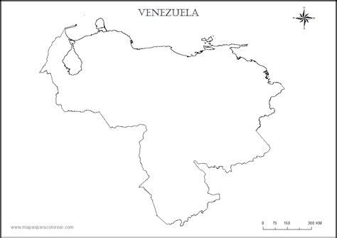 imagenes de venezuela para colorear como dibujar el mapa de venezuela imagui