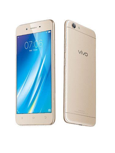 Vivo Y53 vivo y53 price in india y53 specification features