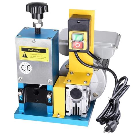 wire stripers machine copper powered electric wire stripping machine metal recycle tool cable ebay