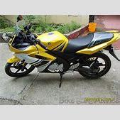 Yellow Yamaha R...