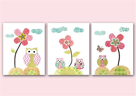 Owls Nursery Decor Nursery Nursery Decor Nursery Prints Owl Print