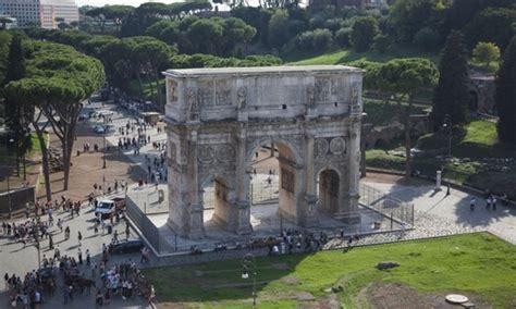 ingresso foro romano tour della roma antica con ingresso salta fila a colosseo