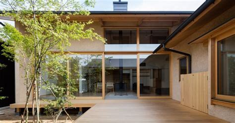 homes with interior courtyards 2018 japanese courtyard house makes the for simplicity curbed